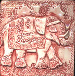 "elephant 4"" red"